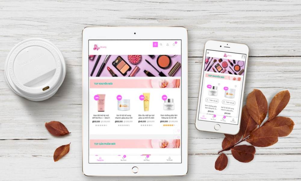 Các xu hướng thiết kế website HOT nhất hiện tại và tương lai